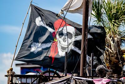 Flagler Beach Pirate Invasion