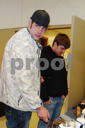 Brandon Meyers and Nic Hagar