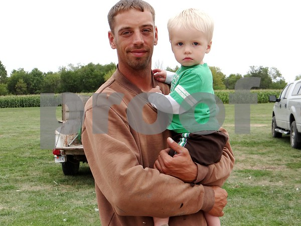 Nathan and Timothy Huebsch.