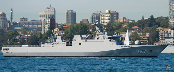 Indonesian Navy Ship, Sultan Iskandar Muda (SIM)-367