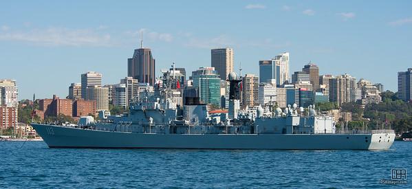 Chinese Navy Ship, Qingdao (DDG 113)