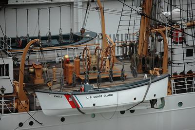 USCGC Eagle.