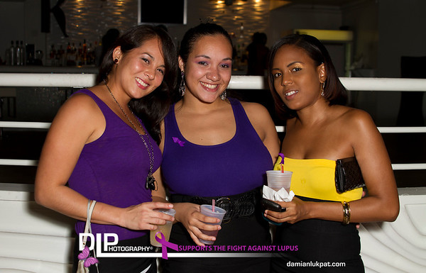 Flighting Lupus Event @ Aura