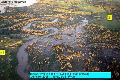 Flood June 2005