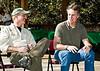 <b>Sam Hamilton, Tom Strickland discuss Everglades issues with Friends</b>  <i>- George Berman</i>
