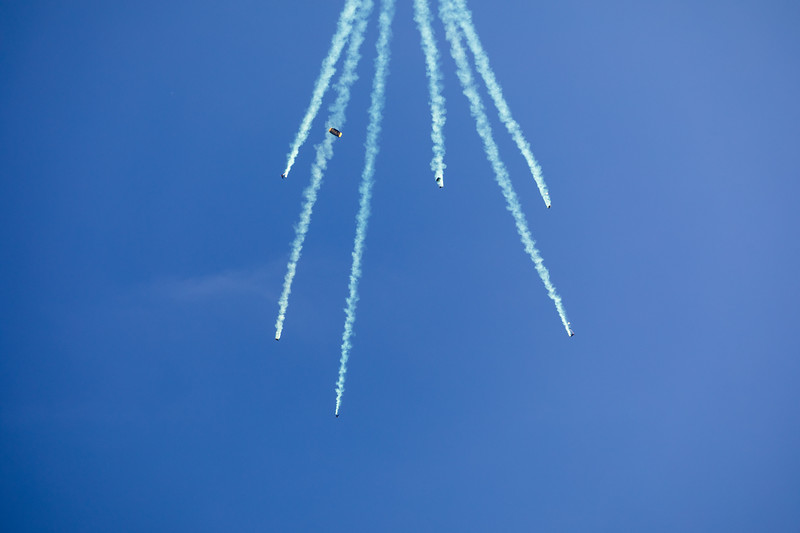 SOCOM Parachutist