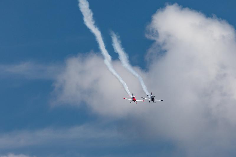 Redline Airshow Performers