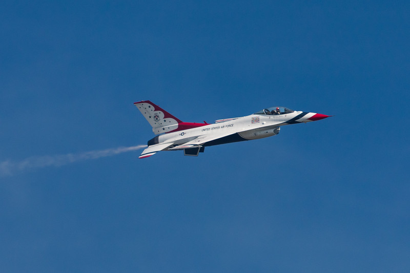 The USAF Thunderbirds