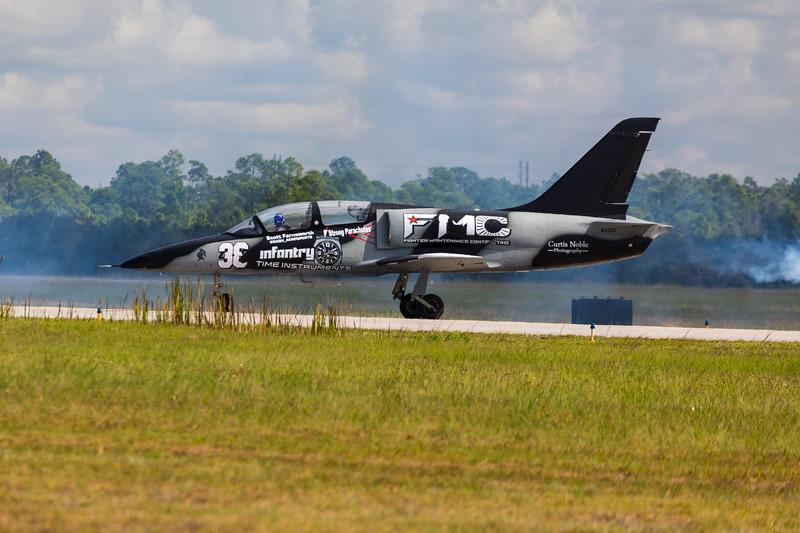 Scott Farnsworth and the DASH L39 Jet