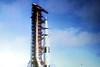 Scenes From The Video Presentation Of the Apollo Moon Rocket Launch Shown In the Apollo Launch Control Center5 005