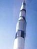 Scenes From The Video Presentation Of the Apollo Moon Rocket Launch Shown In the Apollo Launch Control Center12 012