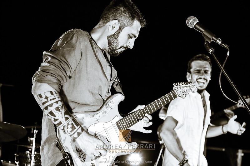 Modena Blues Festival 2018 - Fog Eaters - 6