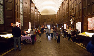 The Great Hall-Folger Shakespeare Library