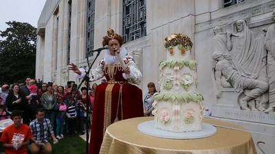 "VIDEO - ""Happy Birthday Will Shakespeare"""