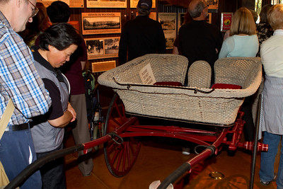 This governess carriage was really cute