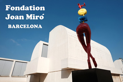 fondation Joan Miro Oct2016
