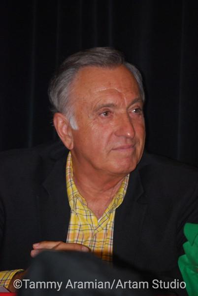 former SF Mayor Art Agnos
