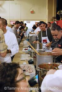 chef lineup