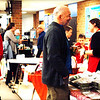 Debbie Blank | The Herald-Tribune<br /> A market with about 15 vendors was part of the 12th annual Food and Growers Association Winter Conference Feb. 3 at Batesville Middle School. About 100 attendees and the public had a chance to buy garden tools, books, fruits, vegetables, meats, grains, nuts, preserves, baked goods, herbs, teas and other wares.