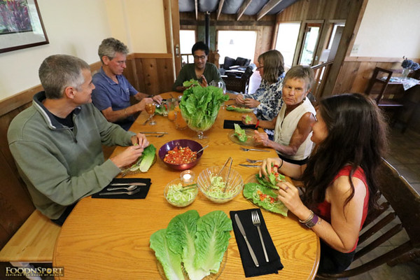 2016 Food & Lifestyle Retreat