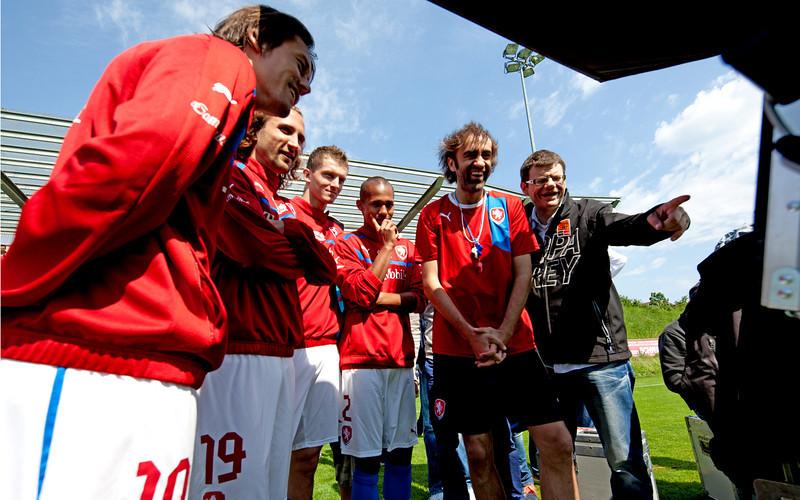 T-Mobile Football Shoot 2012