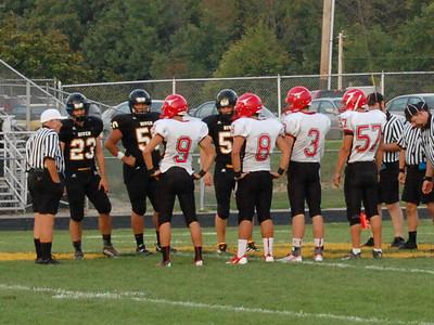 Football vs Black River (9/23/2013)