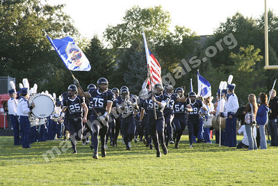 Football vs Coon Rapids - Senior Parent Night