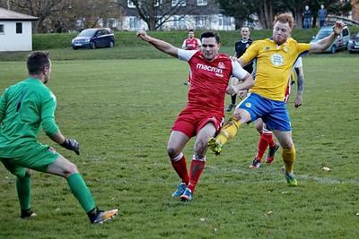 Monmouth FC v Briton Ferry