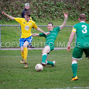 Monmouth v Cwmbran Celtic