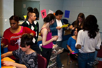 Roy C Ketcham High School's Masque & Mime Society Present Footloose