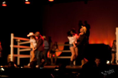 Roy C Ketcham High School's Masque & Mime Society Present Footloose