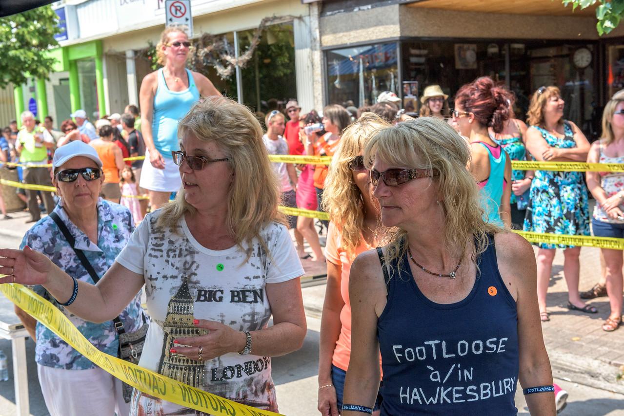 Footloose in Hawkesbury 2015
