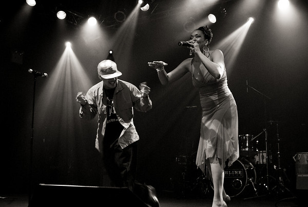 'For the People' - Haiti Benefit at Highline Ballroom in New York City