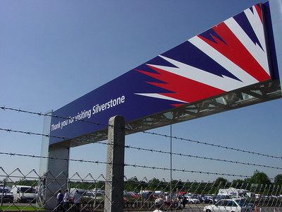 Ford Day at Silverstone, 2003