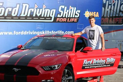 Ford Driving Skills for Life Des Moines Highlights ... 7/25/2018