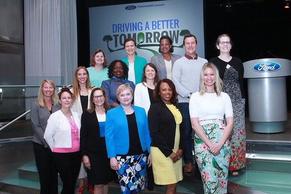 Ford Motor Purchasing Driving a Better Tomorrow 2018
