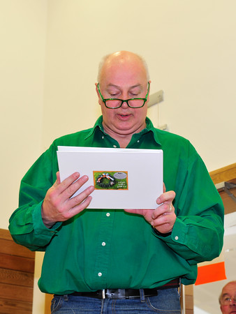 St Patrick's Day Irish Coffee Morning in aid of the Forgotten Irish, organised by Margaret Brown took place on Tuesday 17 March 2015 in St Joseph's Pastoral Centre, Glasthule from 10am-1pm.