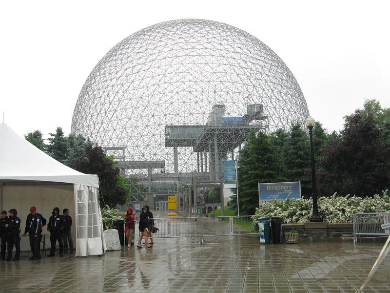 Biosphere.