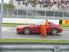 Gullwing AMG Mercedes safety car. There were several of these doing laps between races.