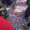 Lots and lots of confetti!