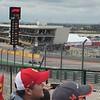 Hammer time! Lewis Hamilton takes pole.