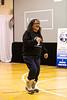 Denise Lantz dancing