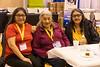 Jane Spence, Theresa Edwards, Helen Koostachin