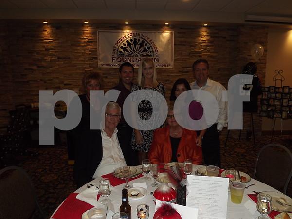John And Lin Simpson, Abigale Jones, Matt, Casey, and Deb Johnson, and Holly Narber.