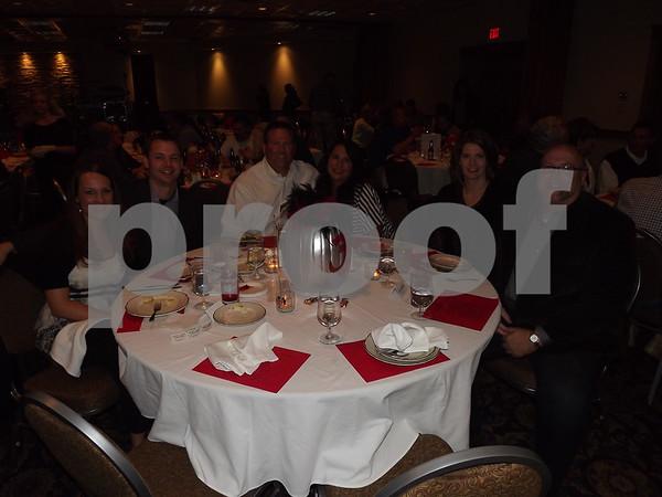Left to right: Megan, and Brandon Hansel, Doug and Daniel Van zyle, Juli and Rob Hughs.