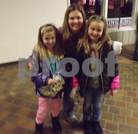 Addison, Karmen, and Sophia Mccullough.