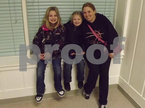 Avery, and Madison Knudson, Shana Gentile.