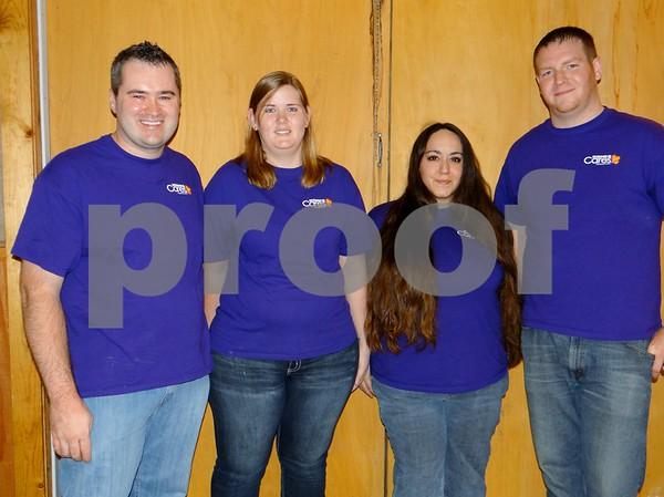 Brian Tadlock, Katie Anderson, Mani Gonzales, and Ian Worpp.