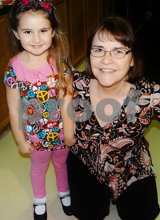 Aubriegha Ann and Pam Bygness.