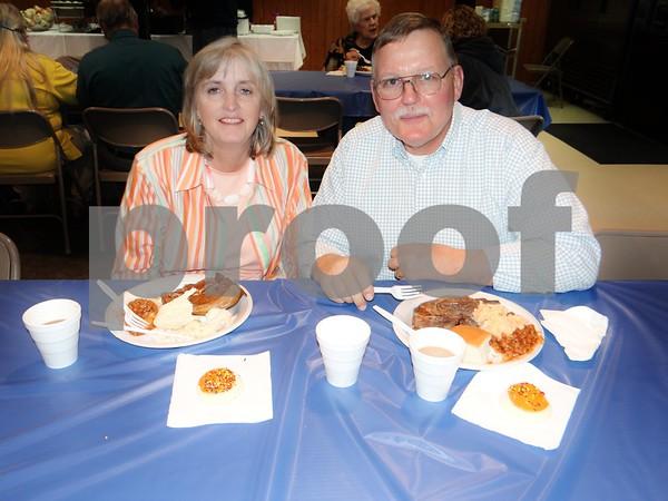 Peggy and Jerry Uhiki.